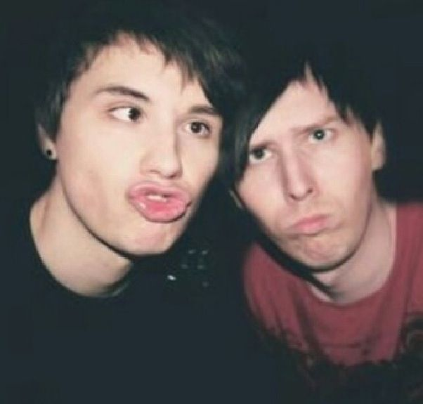 Dan And Phil Phan Selfies Will Be The Death Of Me