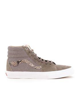 af409dde37181d Vans SK8-HI Pro (Snakeskin) Shoe  vans