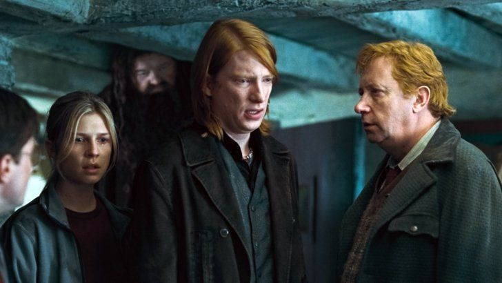 Domhnall Gleeson In Harry Potter Domhnall Gleeson Harry Potter Deathly Hallows Part 1 Weasley