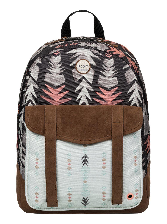 c7ba93050 Melrose - Backpack 3613371259952   Roxy Mochilas Mujer, Ropa De Chicas,  Mochilas Vans,