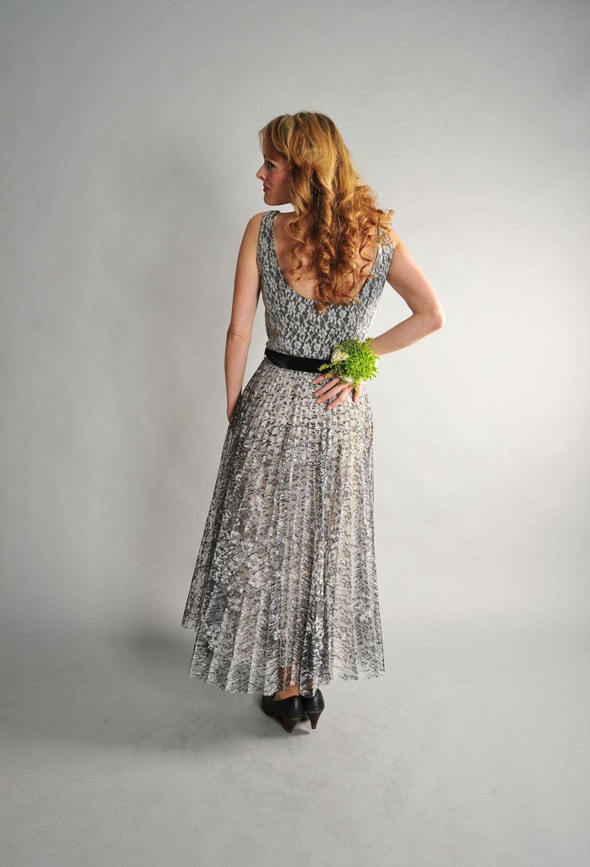 1950s Designer Dresses