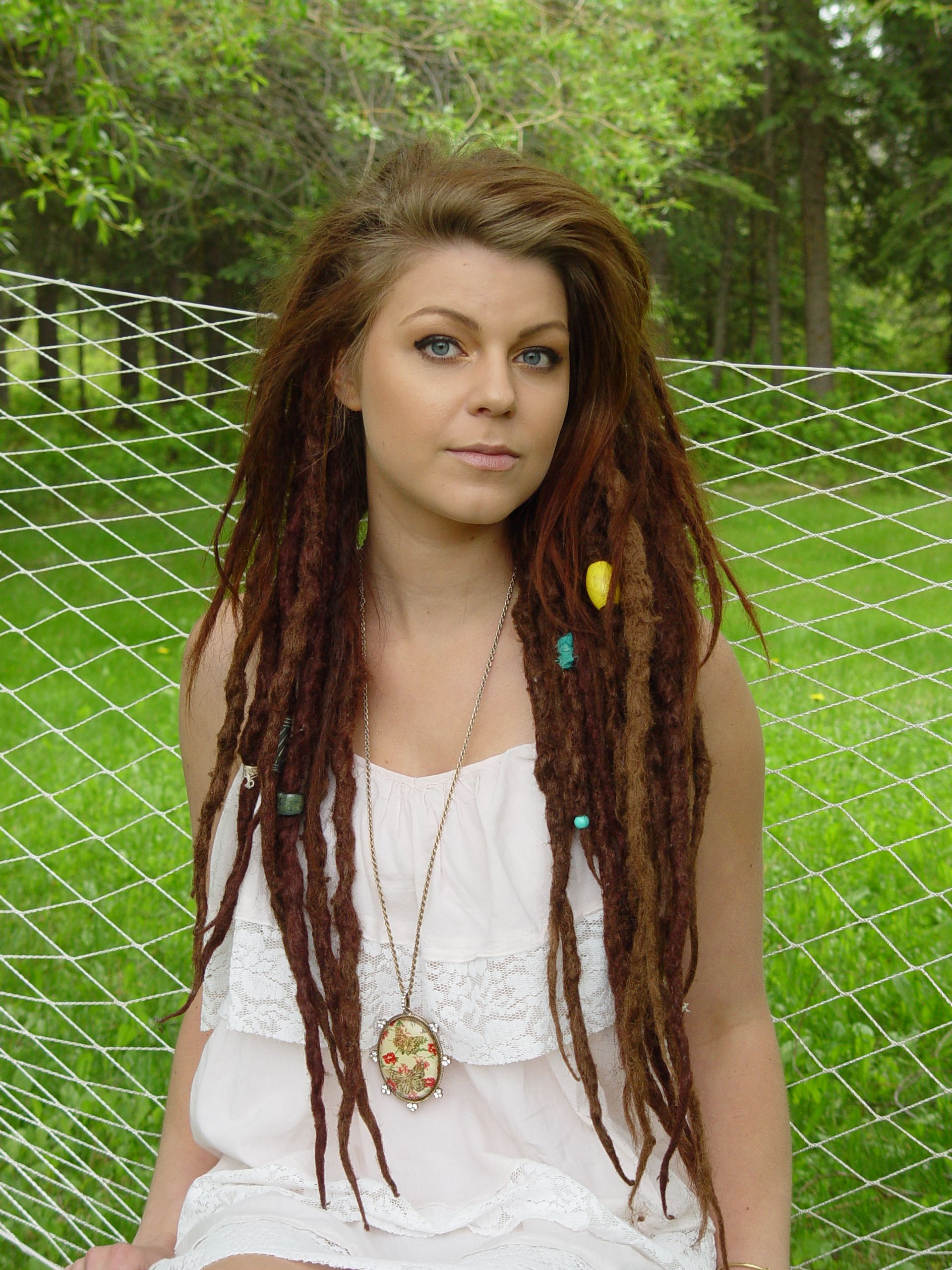Pin By Monique O Neill On Hair Inspo Dreadlock Styles Half Dreads Hair Styles
