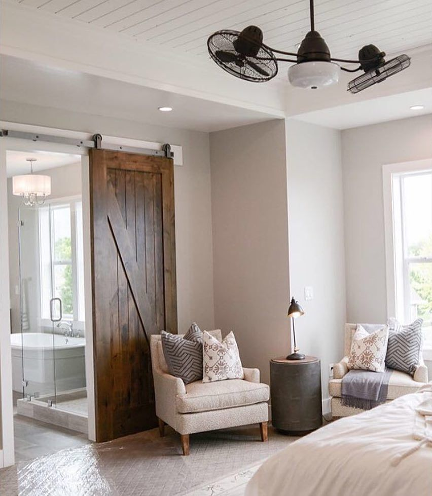 Ultra modern bedroom interior design long and lean z barn door with ultra modern hardware send us your