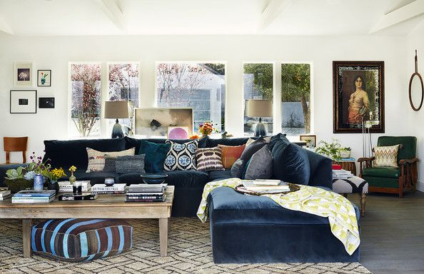 Rachel Bilson Photos Living Room Photos Home Living Room Home Decor