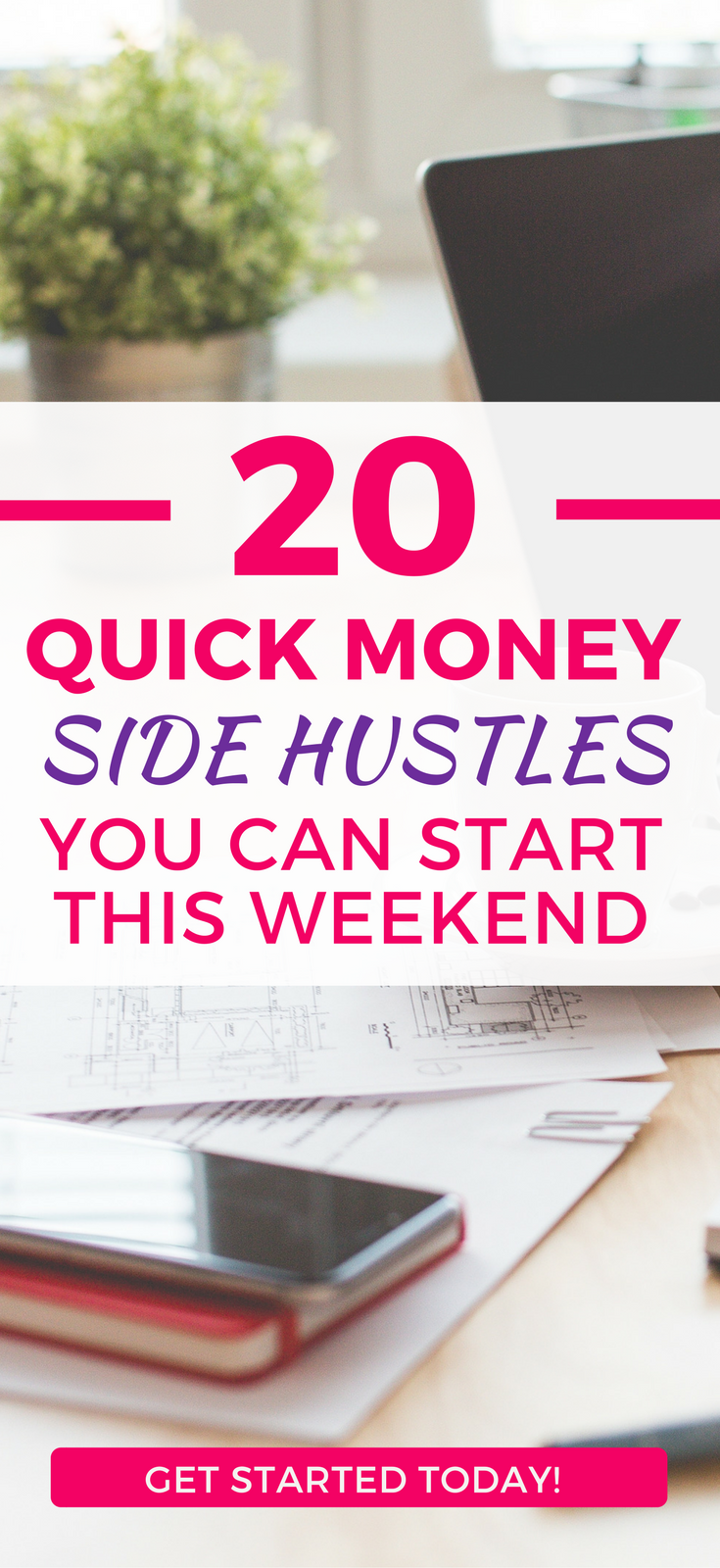 20 quick money side hustles you can start this weekend side hustle