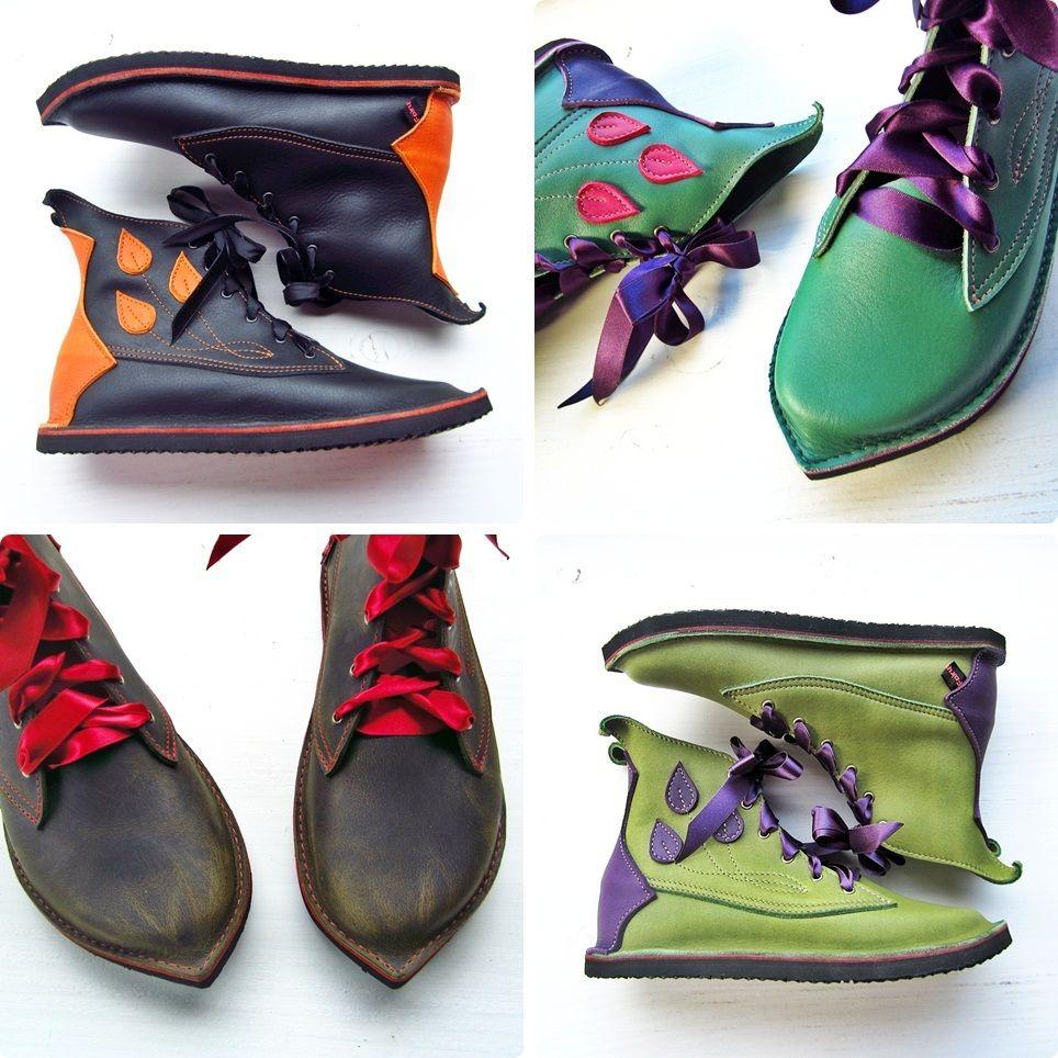 MUSTARDSEED Fairytale Boots