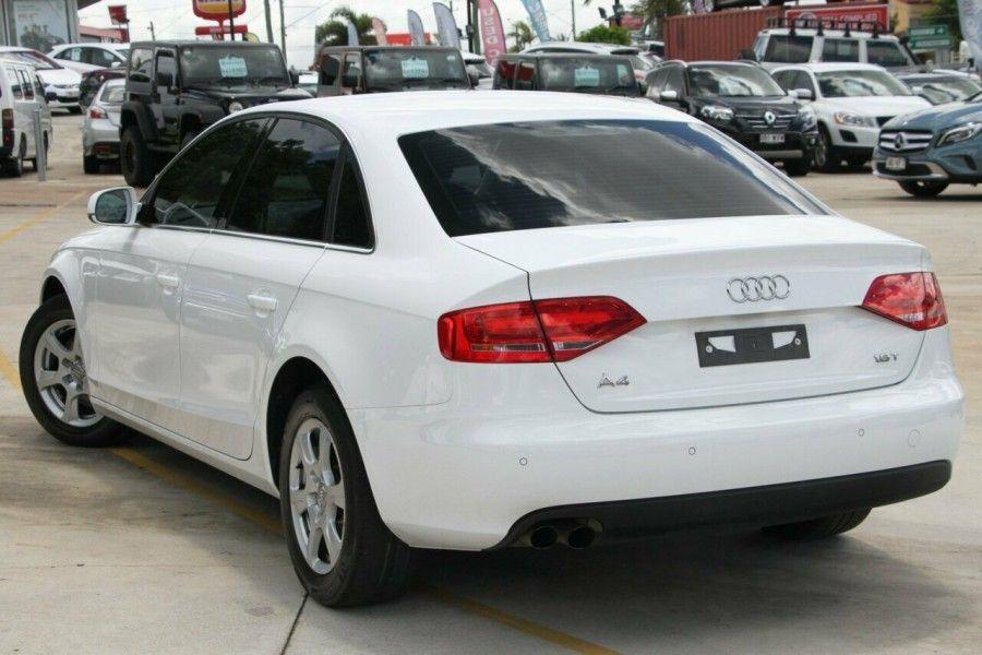 2012 Audi A4 B8 8k My12 Multitronic Sedan Audi Audi A4 Norris