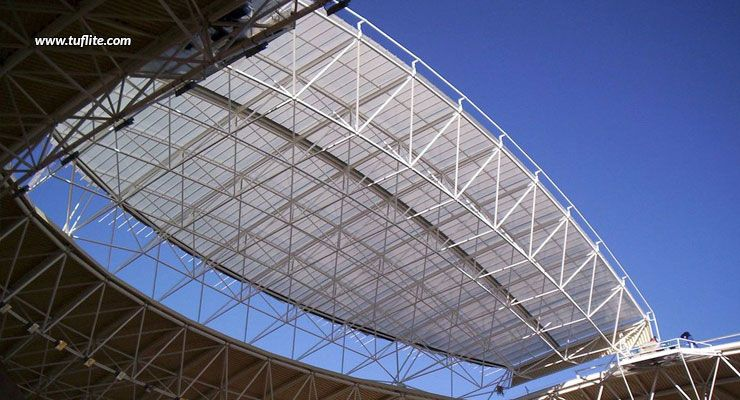 Advantages And Disadvantages Of Using Polycarbonate Roofing System Tuflite In 2020 Polycarbonate Roofing System