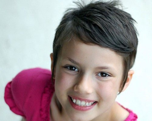 Astounding Cute Kid Girls Pixie Hairstyles Google Search Abby Wants A Hairstyle Inspiration Daily Dogsangcom