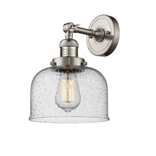 Innovations Lighting Large Bell 1 Light Adjustable Sconce Products In 2019 Wall Sconce Lighting Sconces Wall Lights