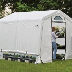 Photo of ShelterLogic Folien-Gewächshaus (Grundfläche: 5,76 m², Polyethylenfolie, Folienstärke: 160 g/m²) She