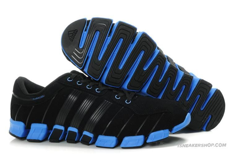 online retailer 12bb5 b0c5a Adidas CLIMACOOL Ride Mens Shoes In Black Blue - Ive owned a pair of this  since May 2011  its still new after using it every day!!