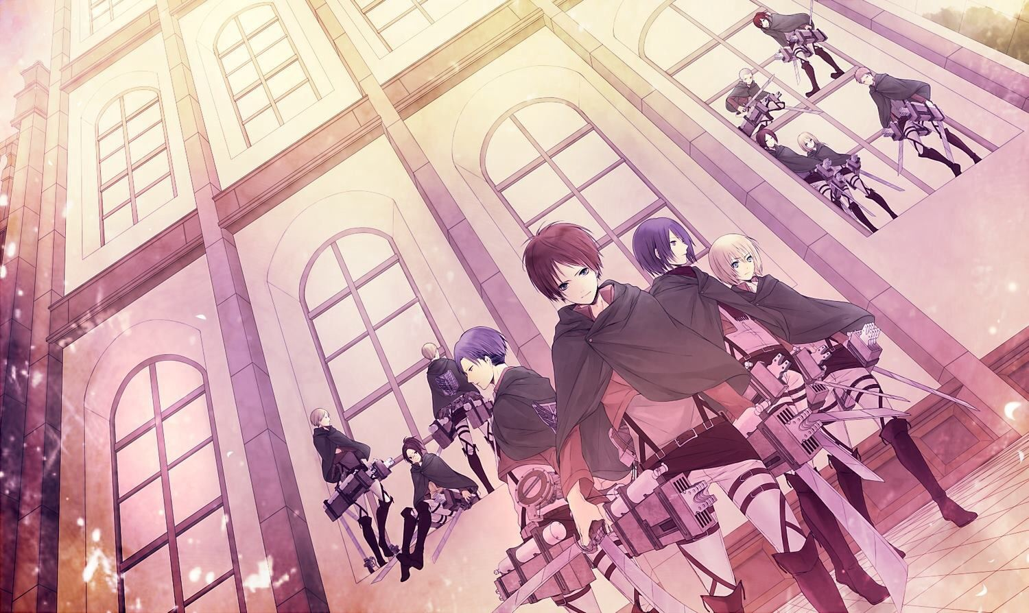 Pin by Haru♚ on ×Attack on Titan× (With images) Attack