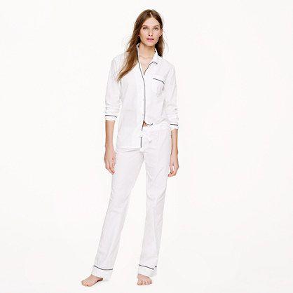 e65bd080db Vintage pajama set - sleepwear - Women s Women Shop By Category - J.Crew
