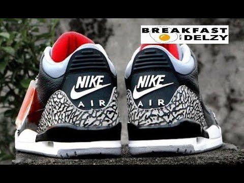 promo code 7bed8 e91cf 2018 Jordan Releases,adidas Yeezy,Lebron Retro,New Balance,Bred 13   More –  BREAKFAST WITH DELZY Feels 22 Sneakers... New Breakfast with Delzy where he  ...