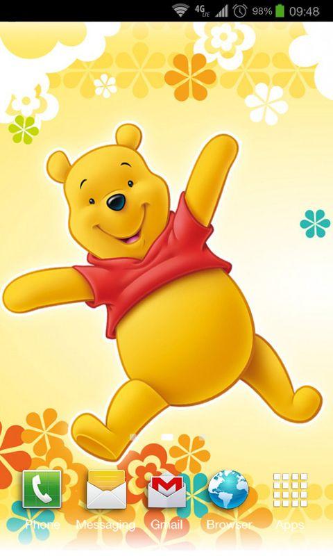 Download Winnie The Pooh Live Wallpaper Apk   Bypass Region Lock