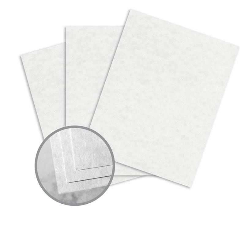 Astroparche White Paper 8 1 2 X 11 In 60 Lb Text Vellum 30