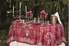 Montaigne - Fine French table linen collection by Beauvillé - Boutique de France