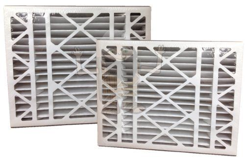 20x25x5 Merv 11 Honeywell Replacement Filter 2 Pack By Bryant