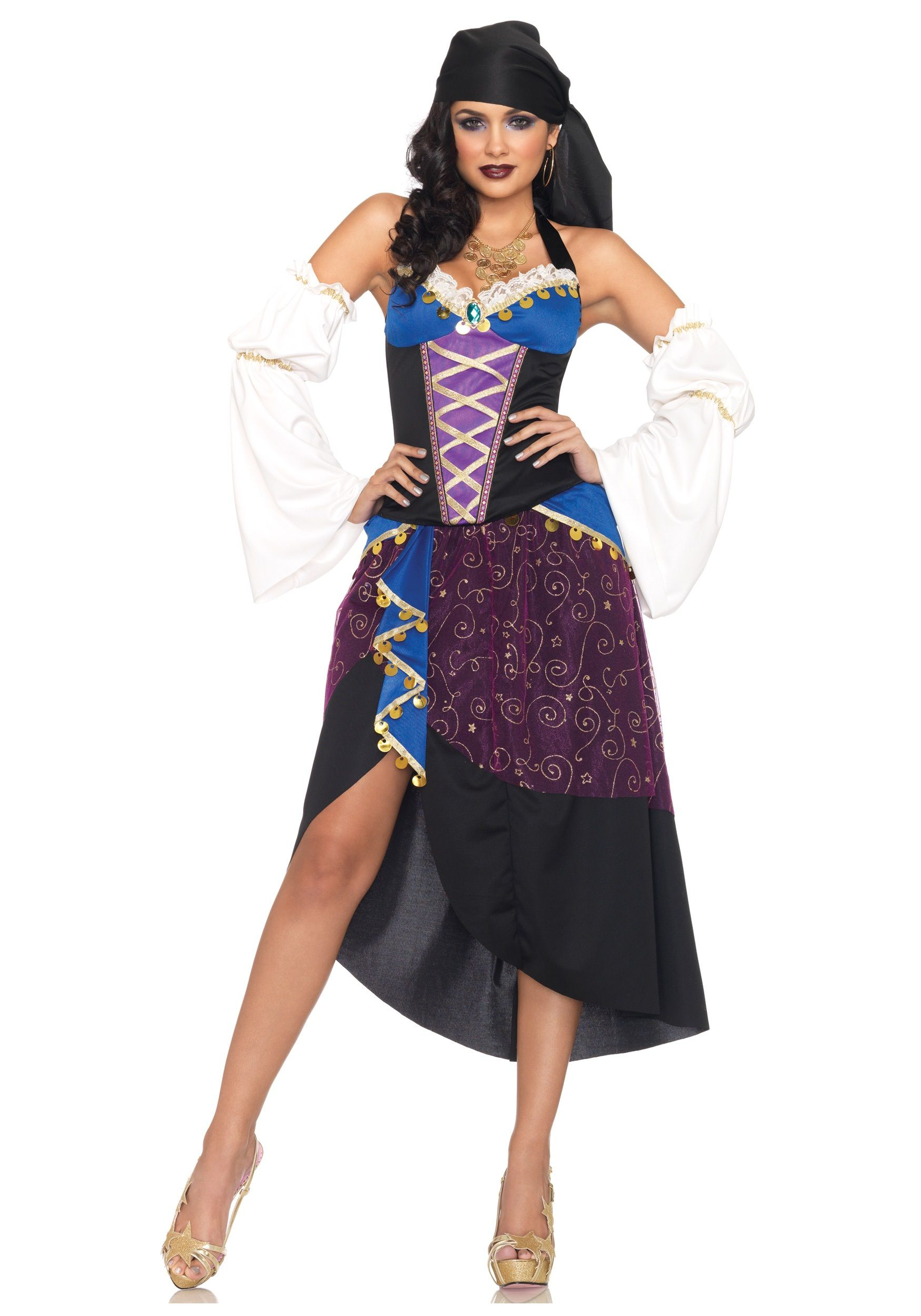 Gypsy style  sc 1 st  Pinterest & Gypsy style | Gypsies | Pinterest | Costumes and Woman costumes