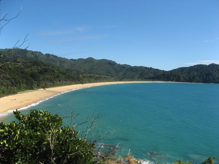 Golden Bay, Able Tasman National Park