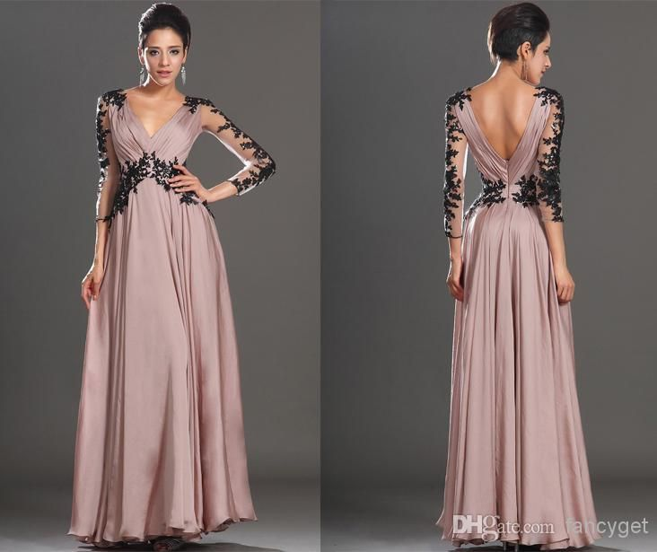 Pro Color Long Dress