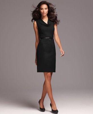 Calvin Klein Dress Leetleblackdrez Pinterest Calvin Klein