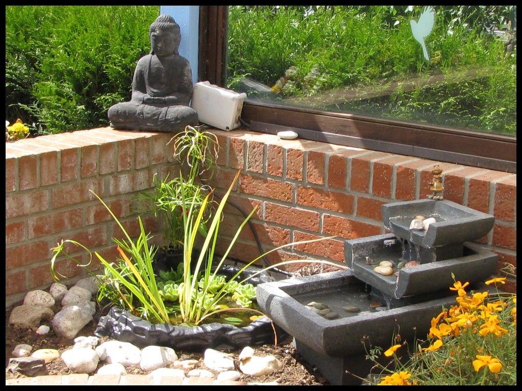 Fontaine Jardin Japonais Fontaine De Jardin Jardin Zen Jardin Zen Japonais