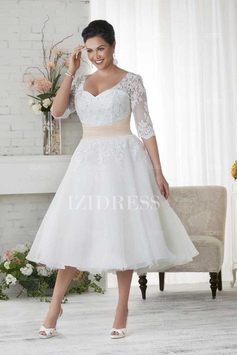 Plus Size Wedding Dresses With Sleeves and Other Plus Size Bridal Gowns