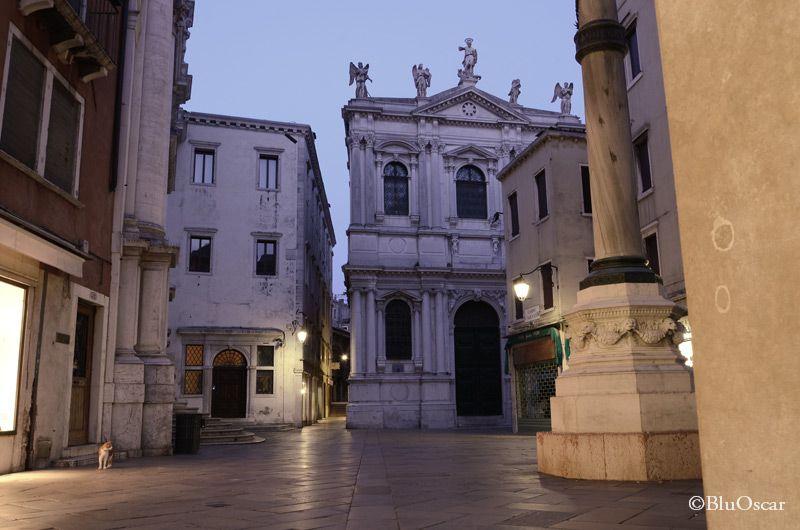 BluOscar: Venezia come la vedo io