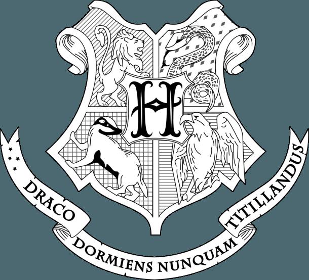 Gryffindor Crest Coloring Pages Harry Potter Symbols Harry Potter Coloring Pages Harry Potter Badges