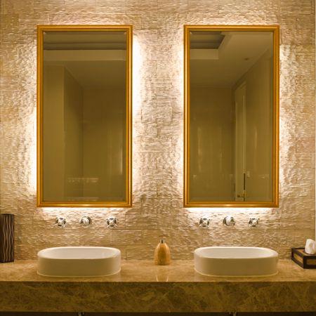Backglow Backlit Mirror
