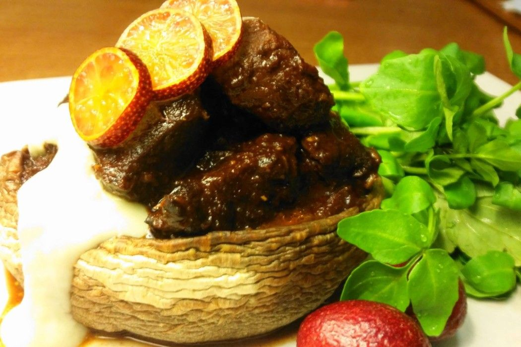 Paleo Meat Pie & Mash with Venison Casserole and Creamed Fennel