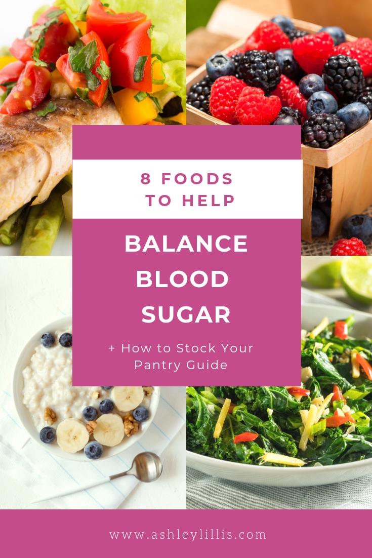 Pin On Balancing Blood Sugar