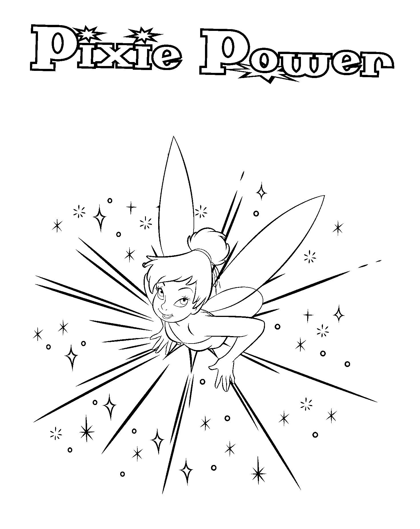 paula marshall coloring pages | Tinkerbell Coloring Pages | TinkerBell Coloring Pages ...
