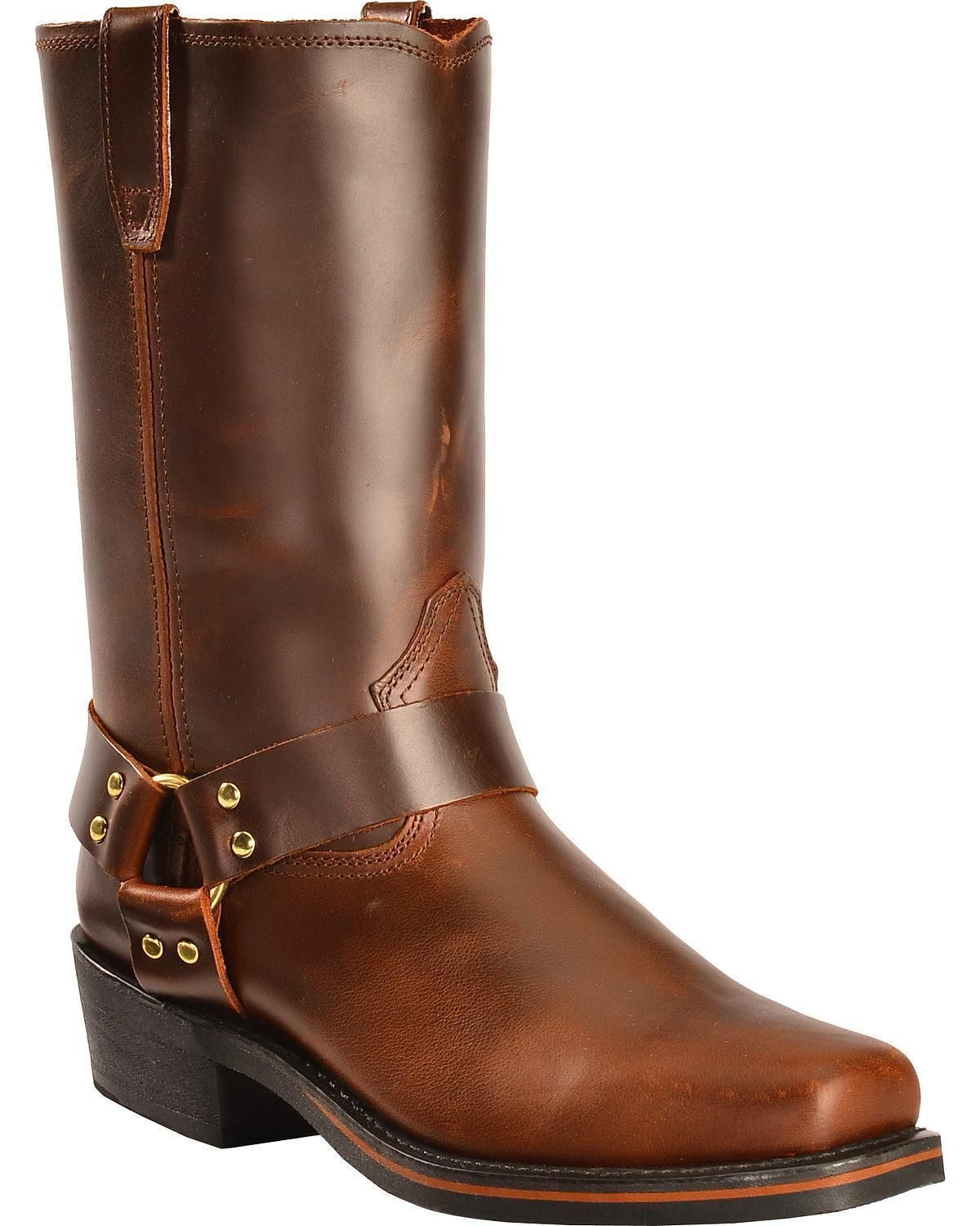 5f1815ab2a4 Dingo Men's Jay Harness Boot Snoot Toe - DI19056 | Products | Dingo ...