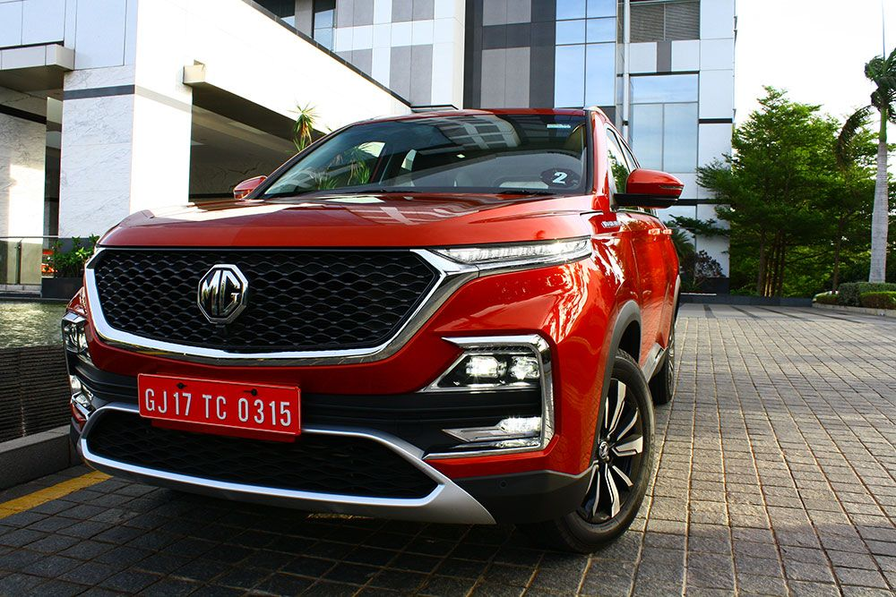 Mg Hector Review Petrol Hybrid And Diesel Hector Diesel Petrol