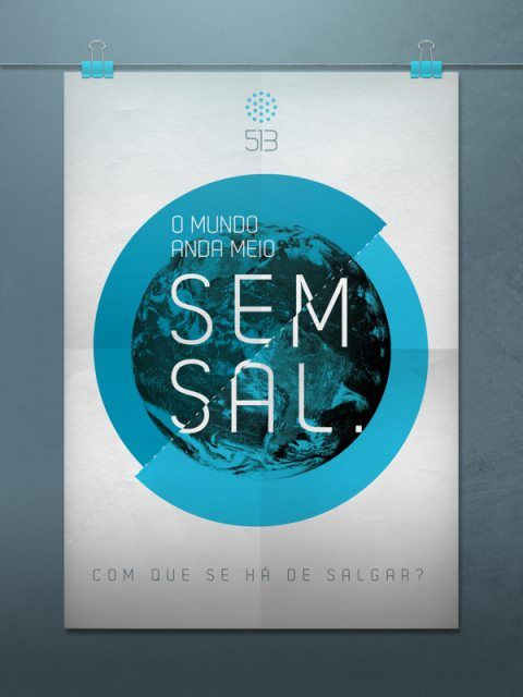 "O ""sal"" do Evangelho na 10ª Bienal Brasileira de Design Gráfico"