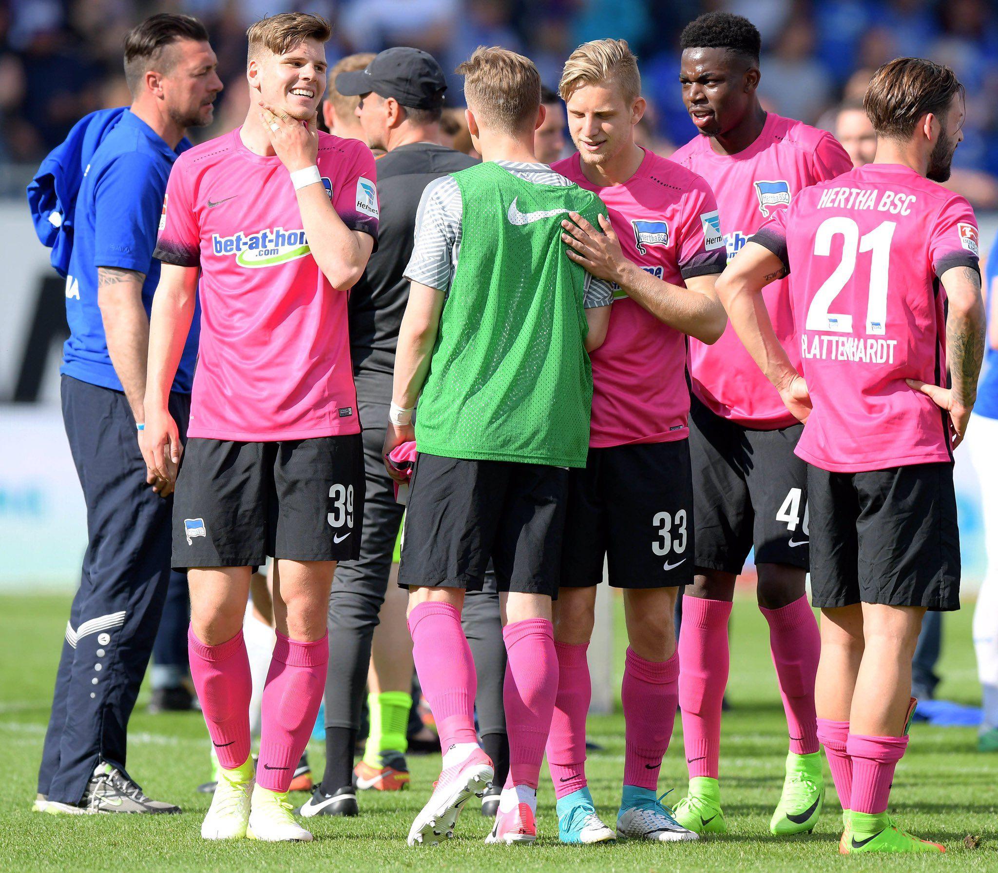 Pin auf Twitter Hertha BSC