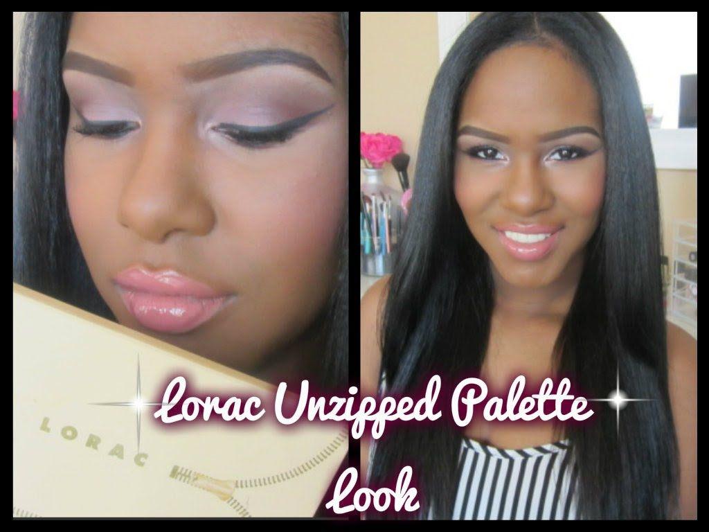 Neutral Matte Eyes Feat. the Lorac Unzipped Palette