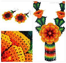 collares de flores - Buscar con Google