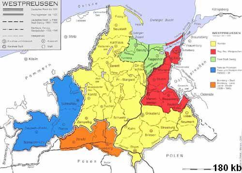 Polen Schlesien Karte.Pin Von Kara Kramin Auf Genealogy Westpreußen Preußen Und