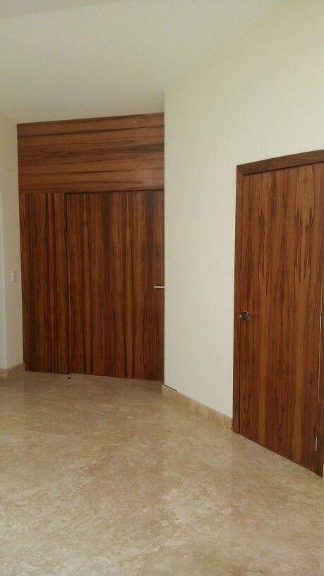 Puerta principal en madera de tzalam design and for Puerta principal de madera