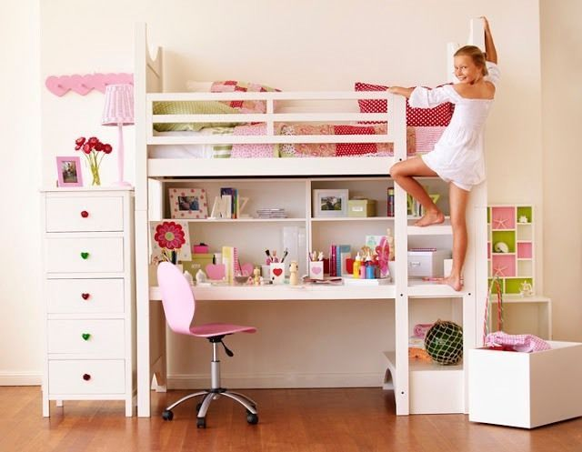 Sirocco Wooden Loft Bed White Beds Gumtree Australia