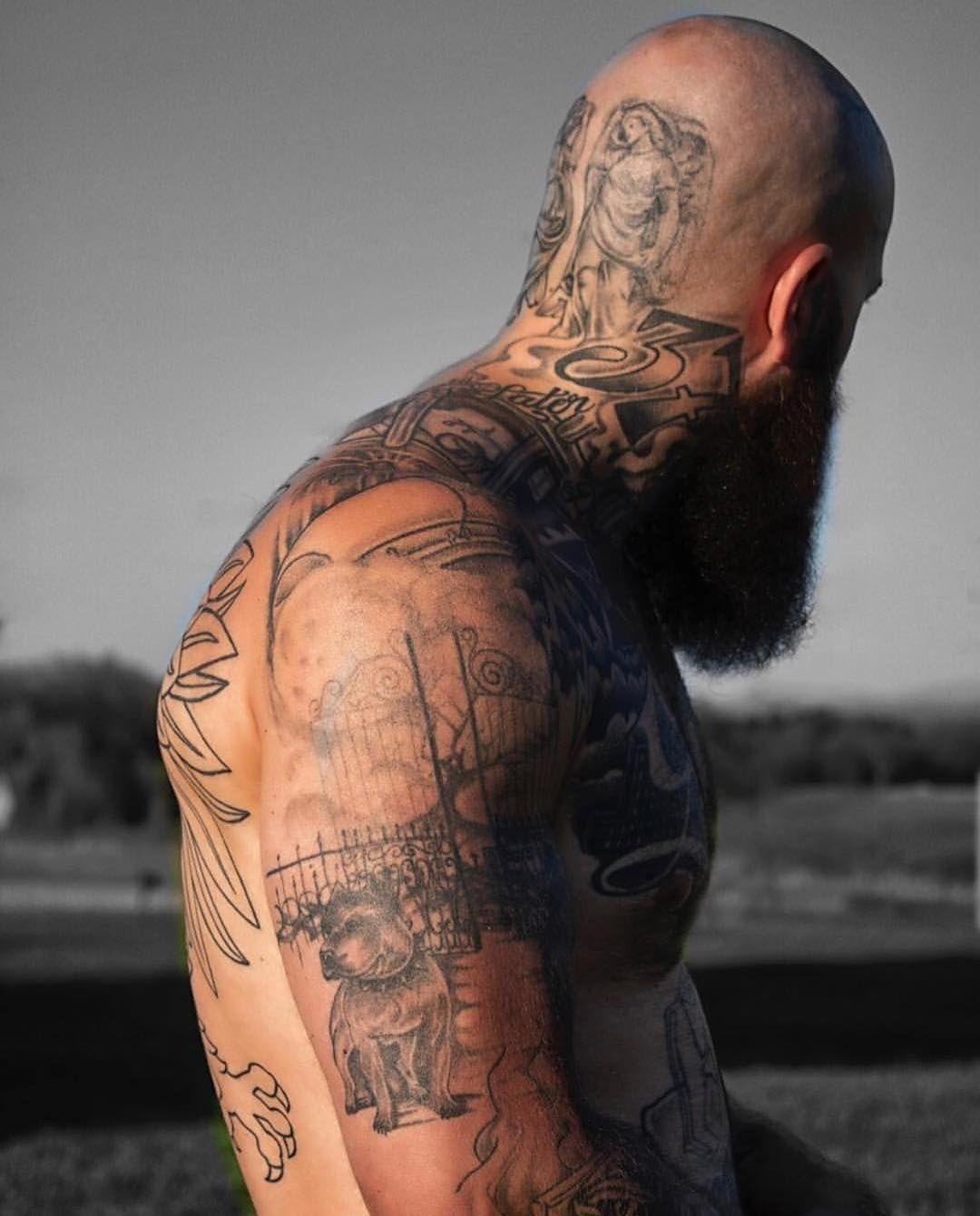 Pin De Sergio Sousa Em A Ideias De Barba Homens De Barba