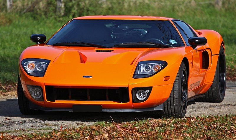 Ford Gt Avro 720 Mirage Ford Gt Super Cars Ford