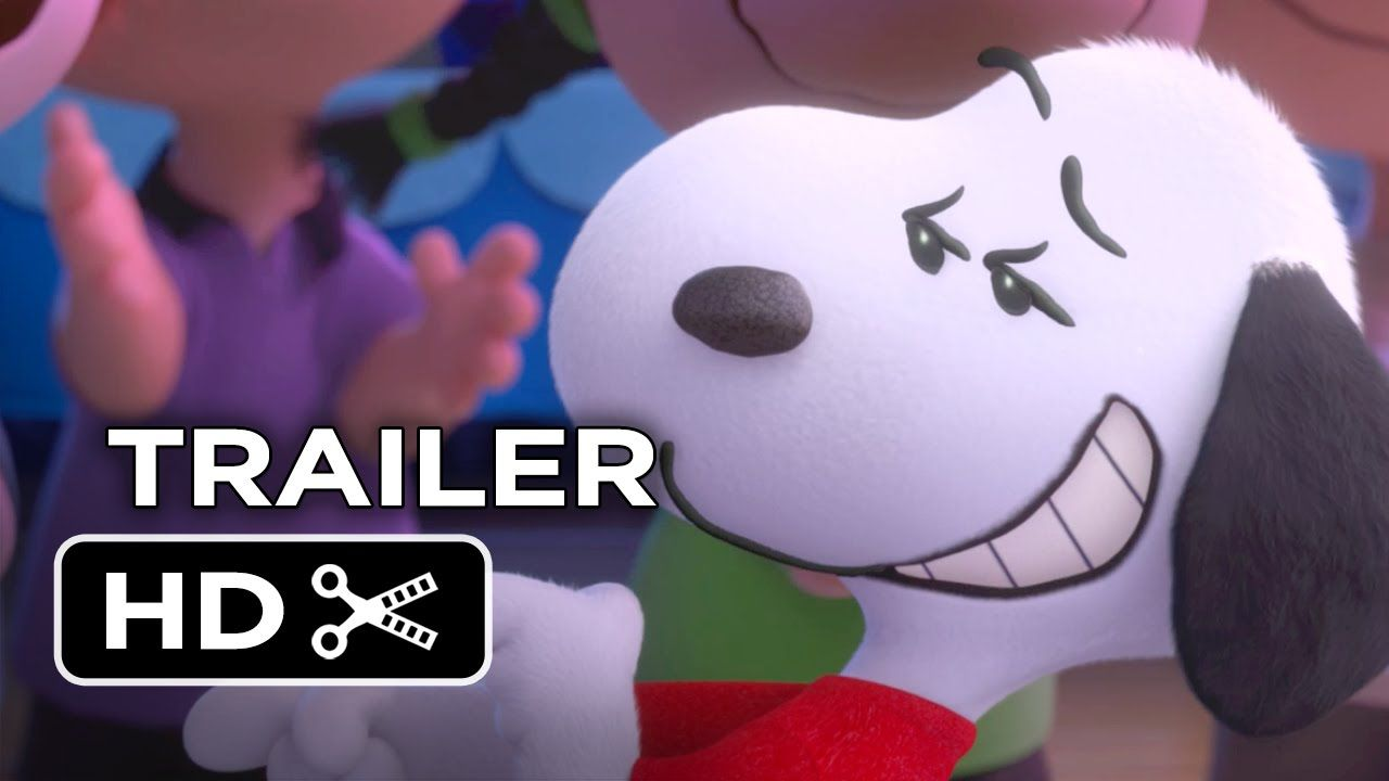 The Peanuts Movie TRAILER 3 (2015) - Animated Movie HD