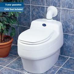 Separett Compost Toilet