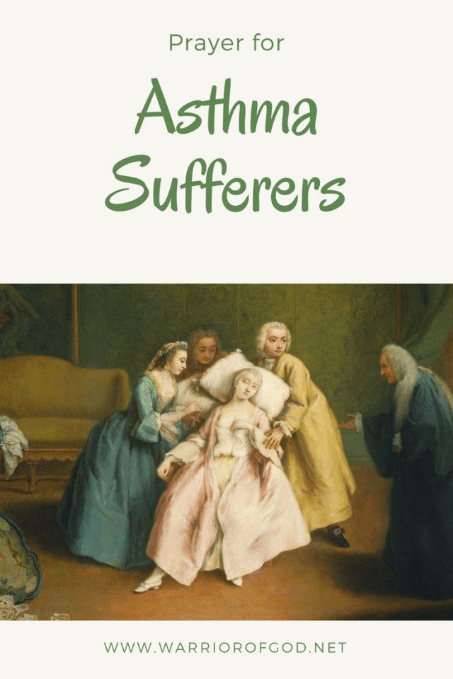 Prayer for Asthma Sufferers | +365 day prayer challenge+