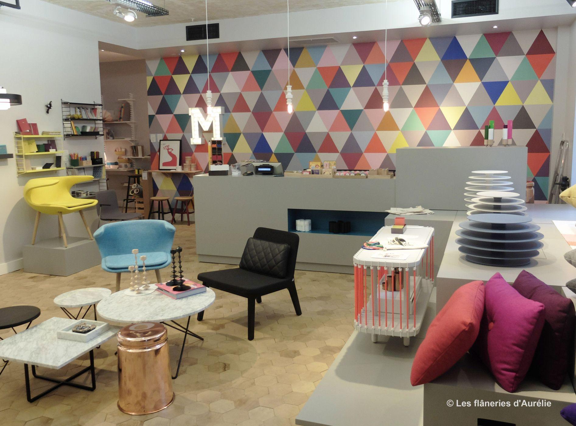 maison m boutique d co scandinave 25 rue de bourgogne 75007 paris paris pinterest papier. Black Bedroom Furniture Sets. Home Design Ideas